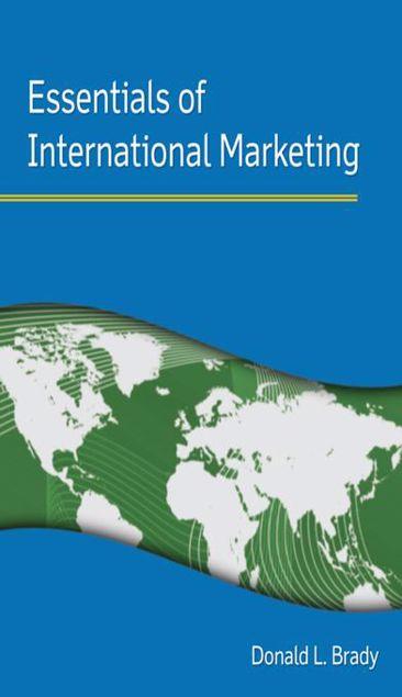 Picture of Essentials of International Marketing