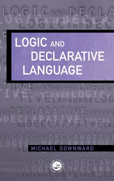 Picture of Logic and Declarative Language