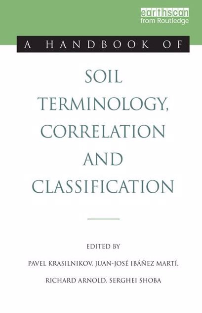 Picture of A Handbook of Soil Terminology, Correlation and Classification