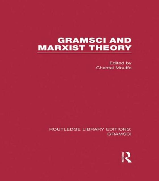 Picture of Gramsci and Marxist Theory (RLE: Gramsci)