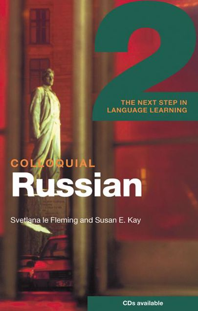 Picture of Colloquial Russian 2: The Next Step in Language Learning