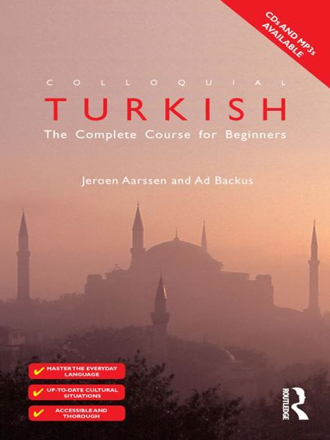 Picture of Colloquial Turkish (eBook And MP3 Pack): The Complete Course for Beginners