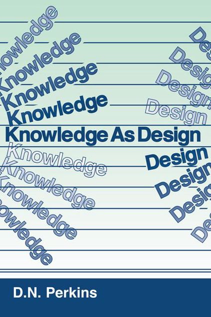 Picture of Knowledge As Design