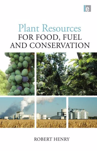Picture of Plant Resources for Food, Fuel and Conservation