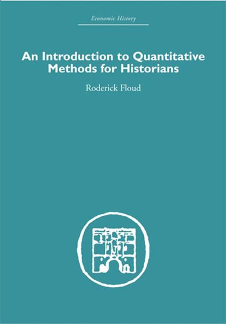Picture of An Introduction to Quantitative Methods for Historians