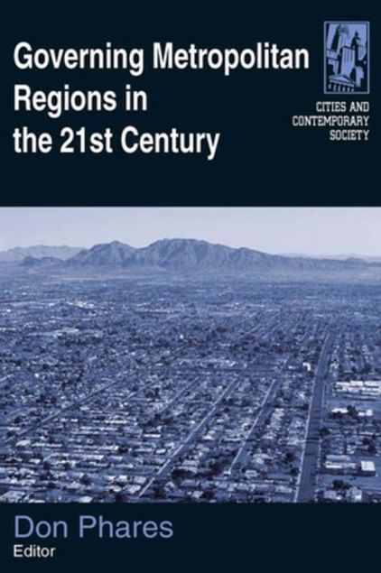 Picture of Governing Metropolitan Regions in the 21st Century