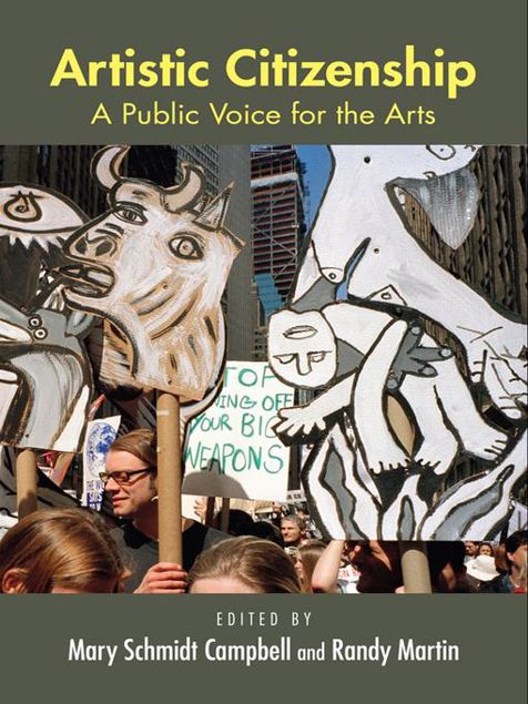 Picture of Artistic Citizenship: A Public Voice for the Arts