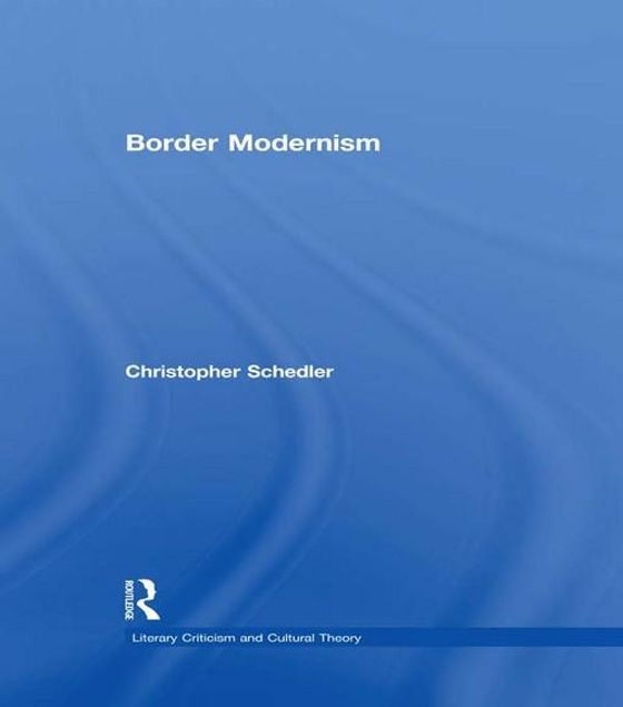Picture of Border Modernism