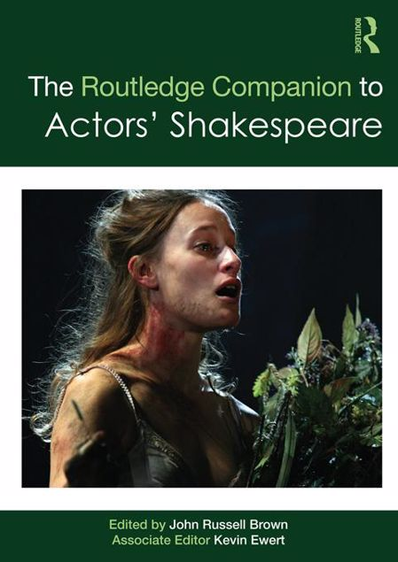 Picture of The Routledge Companion to Actors' Shakespeare