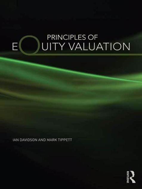 Picture of Principles of Equity Valuation