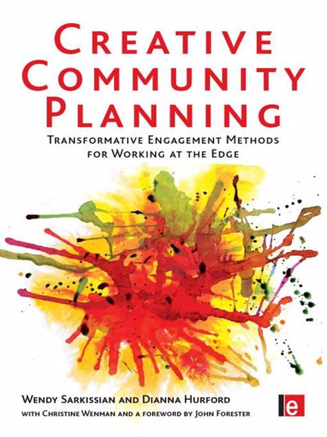 Picture of Creative Community Planning: Transformative Engagement Methods for Working at the Edge