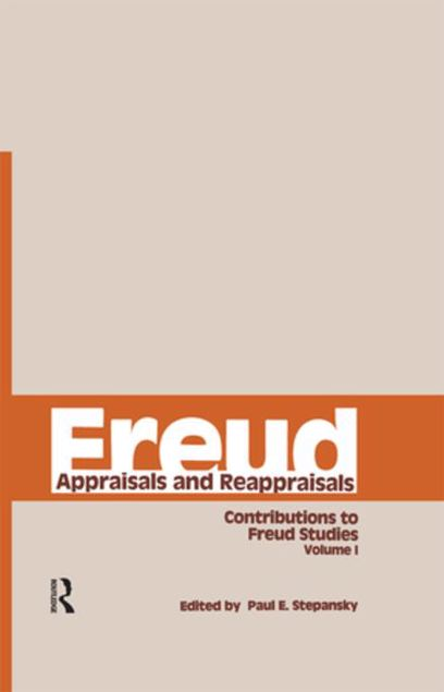 Picture of Freud, V.1: Appraisals and Reappraisals