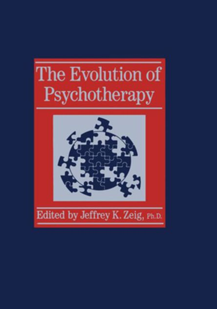Picture of Evolution Of Psychotherapy..........: The 1st Conference