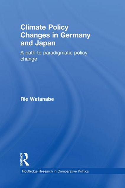 Picture of Climate Policy Changes in Germany and Japan: A Path to Paradigmatic Policy Change