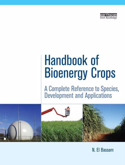 Picture of Handbook of Bioenergy Crops: A Complete Reference to Species, Development and Applications