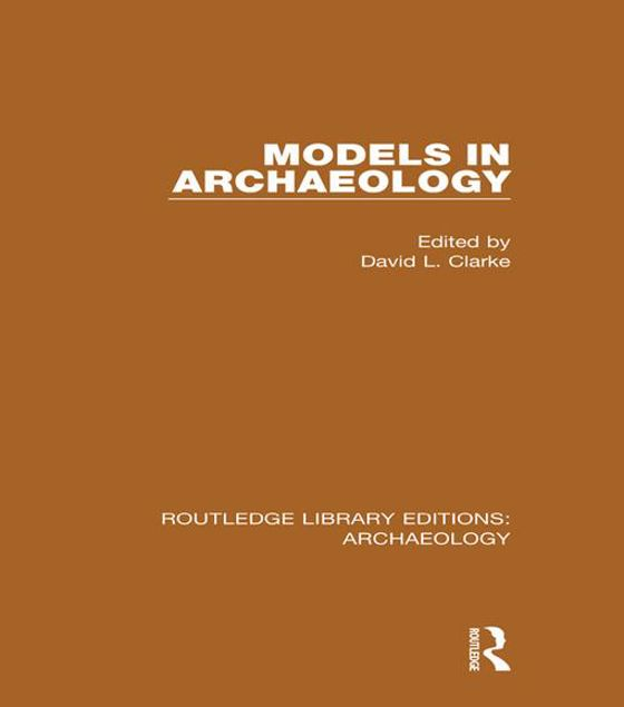 Picture of Models in Archaeology