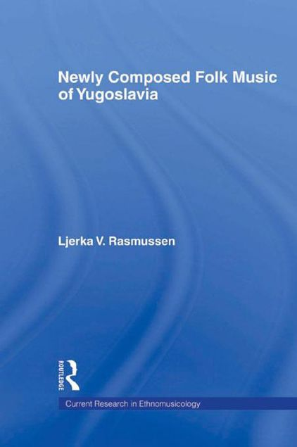 Picture of Newly Composed Folk Music of Yugoslavia