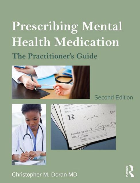 Picture of Prescribing Mental Health Medication: The Practitioner's Guide