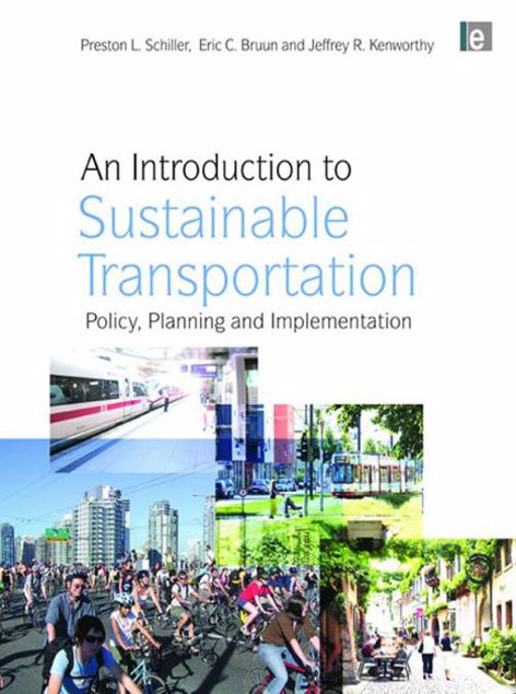 Picture of An Introduction to Sustainable Transportation: Policy, Planning and Implementation