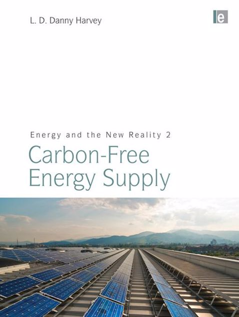 Picture of Energy and the New Reality 2: Carbon-free Energy Supply