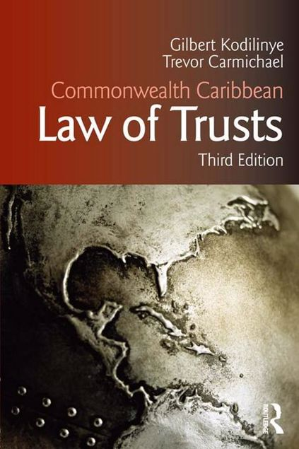 Picture of Commonwealth Caribbean Law of Trusts: Third Edition