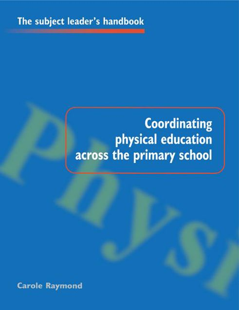 Picture of Coordinating Physical Education Across the Primary School