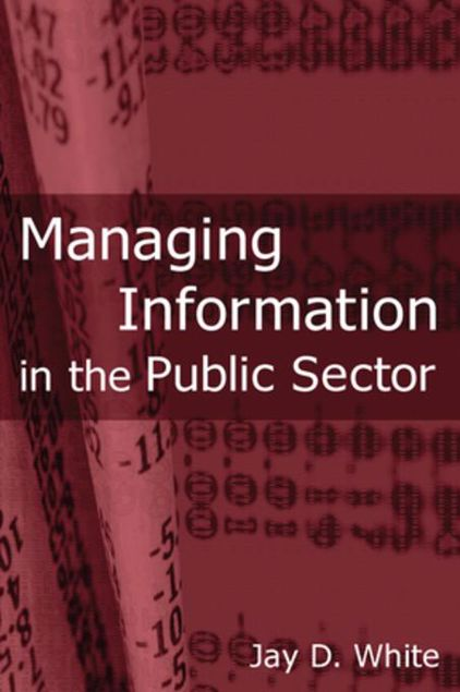 Picture of Managing Information in the Public Sector