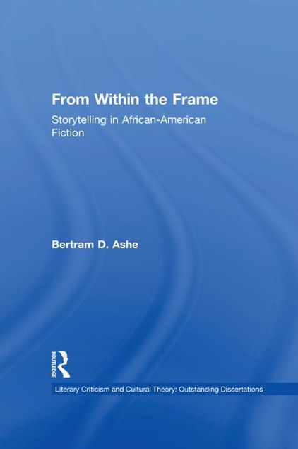 Picture of From Within the Frame: Storytelling in African-American Studies
