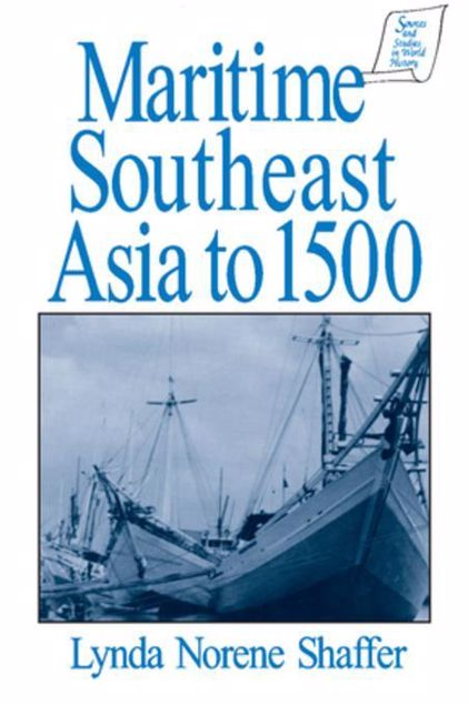 Picture of Maritime Southeast Asia, 300 B.C.to A.D.1528