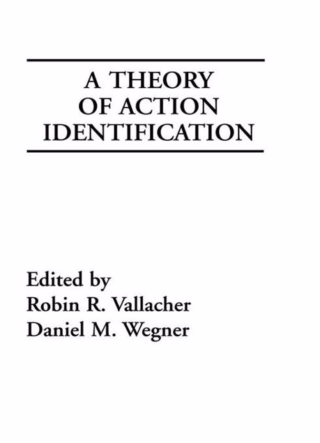 Picture of A Theory of Action Identification