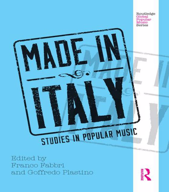 Picture of Made in Italy: Studies in Popular Music