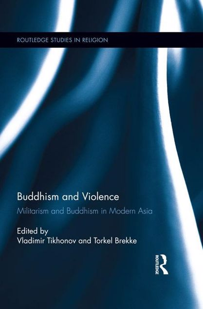 Picture of Violent Buddhism