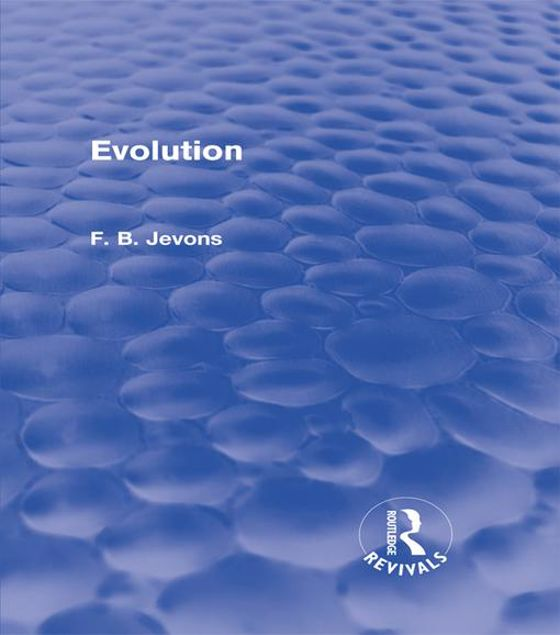 Picture of Evolution (Routledge Revivals)