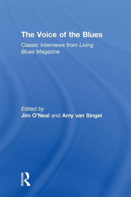 Picture of The Voice of the Blues: Classic Interviews from Living Blues Magazine