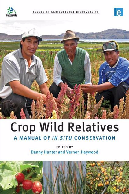 Picture of Crop Wild Relatives: A Manual of in situ Conservation