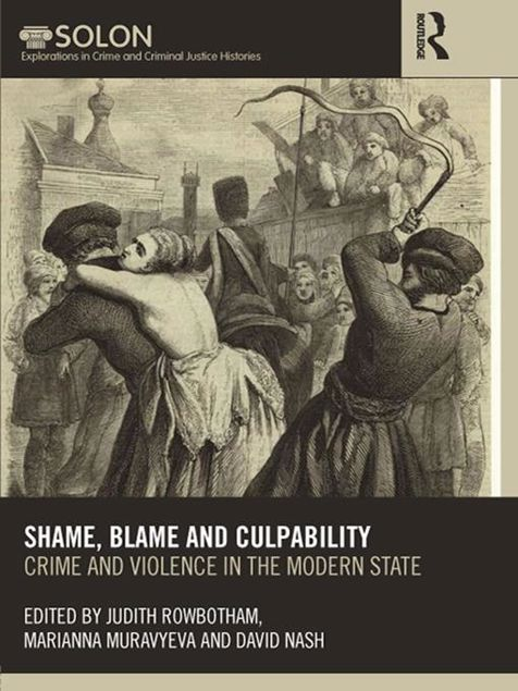Picture of Crime, Violence, and the Modern State, 1600-1900: Crime and Violence in the Modern State
