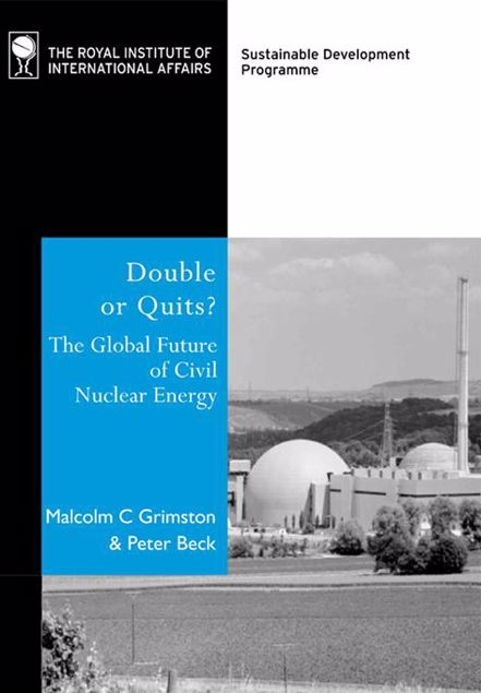 Picture of Double or Quits?: The Future of Civil Nuclear Energy