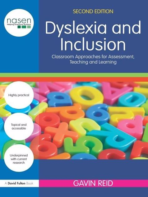 Picture of Dyslexia and Inclusion: Classroom Approaches for Assessment, Teaching and Learning