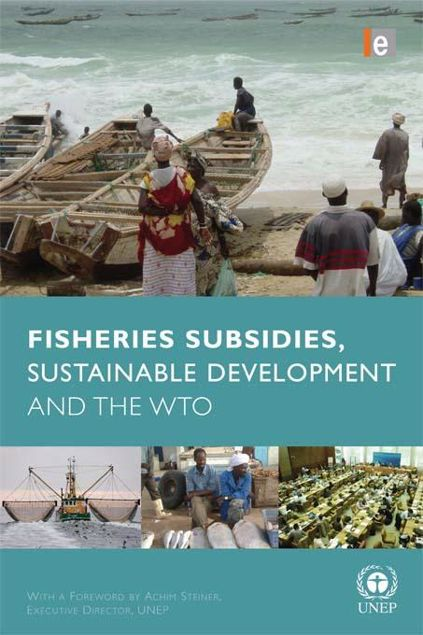 Picture of Fisheries Subsidies, Sustainable Development and the Wto