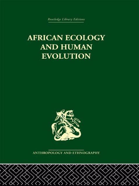 Picture of African Ecology and Human Evolution