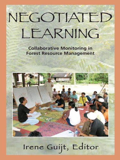 Picture of Negotiated Learning: Collaborative Monitoring for Forest Resource Management