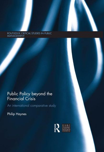 Picture of Public Policy Beyond the Financial Crisis: An International Comparative Study