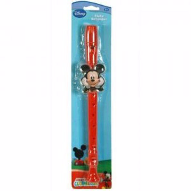 "Picture of Mickey 13.5"" Flute Recorder"