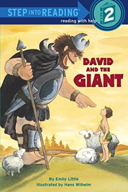 Picture of David And The Giant