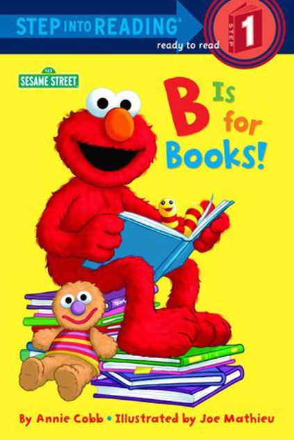 Picture of B Is For Books!: Sesame Street