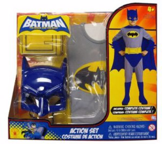 Picture of Batman The Brave And The Bold Action Set