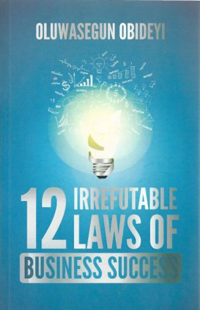 Picture of 12 Irrefutable Laws Of Business Success