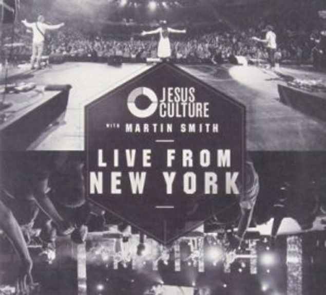 Picture of Jesus Culture-Live From New York (Cd)