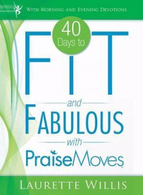 Picture of 40 Days To Fit And Fabulous(With Dvd)