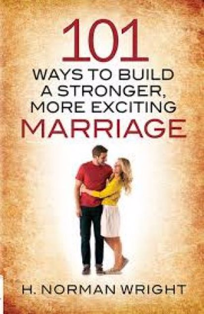 Picture of 101 Ways To Build A Stronger, More Exciting Marriage